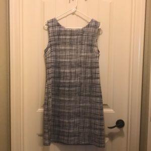 Black and white Worthington size large dress